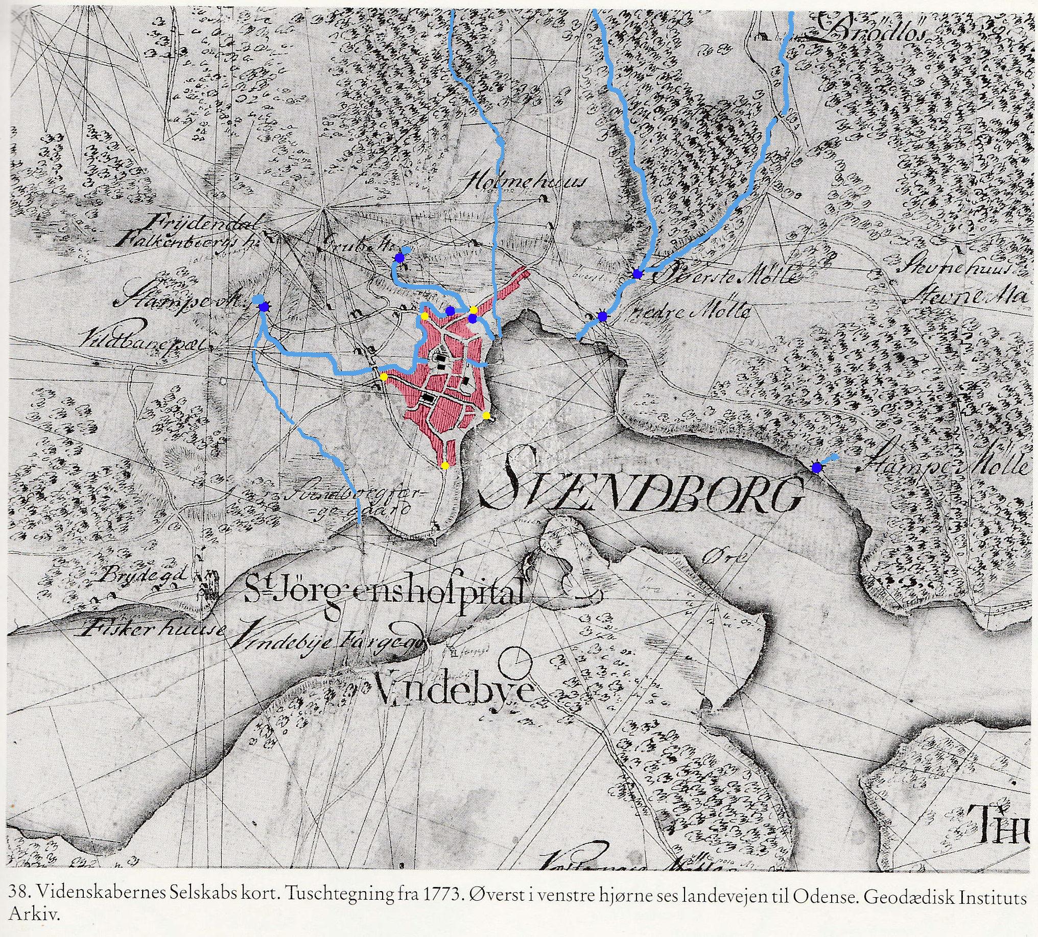 3 Møllers historie 1788-1958 - Christiansmøllen Svendborg